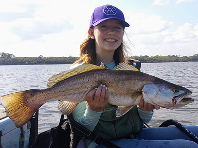 speckle-sea-trout